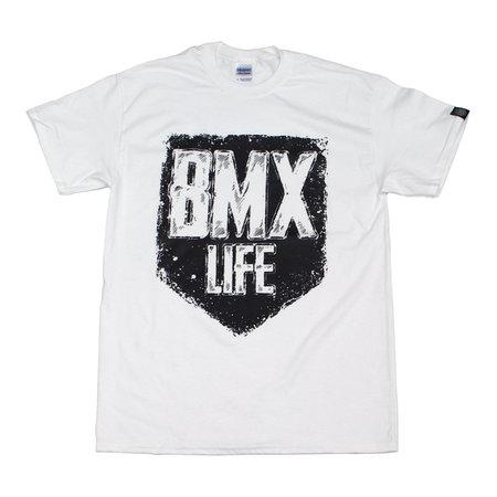 BMX LIFE Tarcza (white)