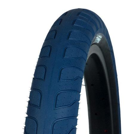 Federal Response tire (blue)