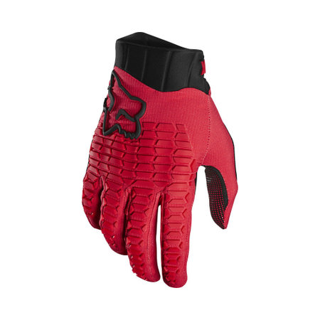 FOX Defend Gloves (red)