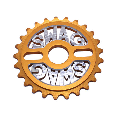 SKNY SWAG Sprocket (gold/silver)