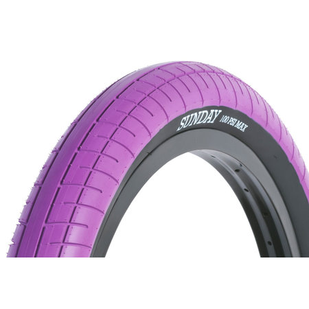Sunday Street Sweeper (purple)