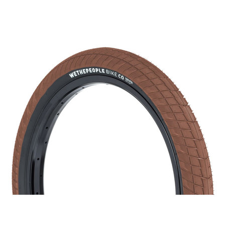 We The People Overbite tire (brown)