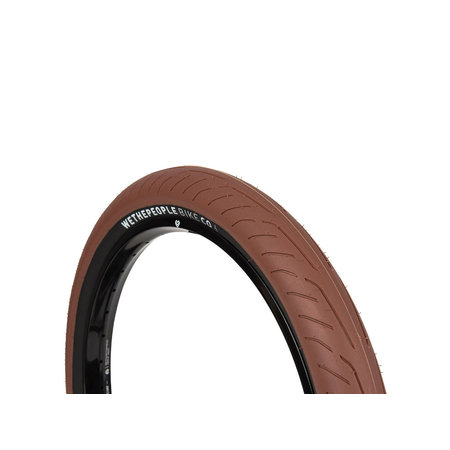 We The People Stickin tire (brown)