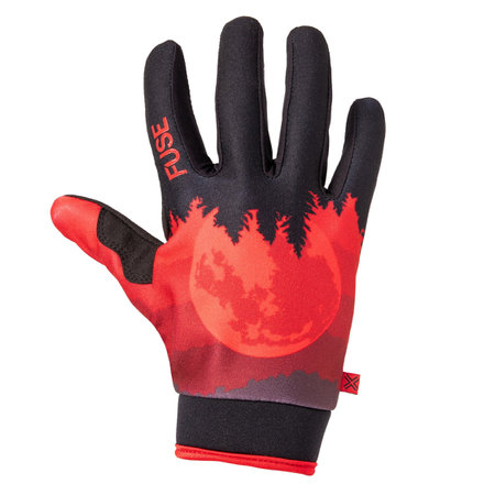 FUSE Chroma gloves (blood moon)