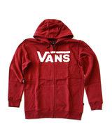 VANS Classic Zip (pomegranate)
