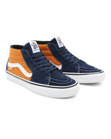 VANS Skate Grosso Mid (navy/orange)