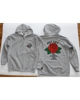 BMX LIFE Rose zip (grey)