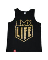 BMX LIFE Herb Gold Tank Top (black)