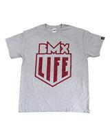 BMX LIFE Herb (grey/maroon)
