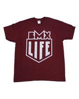 BMX LIFE Herb (maroon)