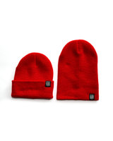BMX LIFE Heritage Beanie (red)