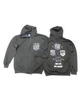 BMX LIFE MMXIII zip (grey)