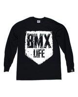 BMX LIFE Tarcza LS (black)