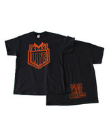 BMX LIFE Trippy logo (bk/orange)