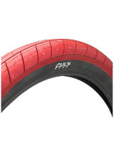 CULT Slick tire (red)