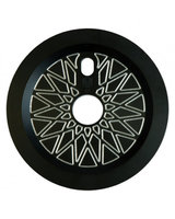 FEDERAL BBS Guard sprocket (black/silver)