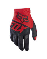 FOX Dirtpaw Race gloves (red)
