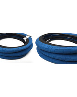COLONY Griplock tire (blue/black wall)