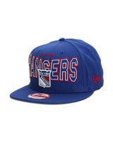 NEW ERA Outter NY Rangers 9FIFTY Snapback (blue)