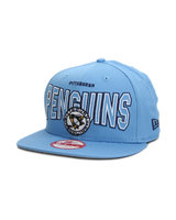 NEW ERA Outter Pittsburgh Penguins 9FIFTY Snapback (blue)