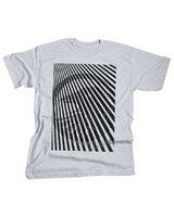 SHADOW CLTH Read Between The Lines t-shirt (grey)