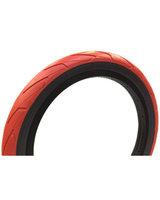 STRANGER Haze tire (red/black wall)