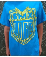 BMX LIFE Trippy logo (blue)