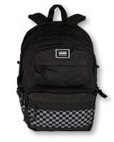 VANS Stasher backpack (black/checkerboard)