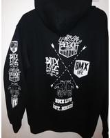BMX LIFE MMXIII zip (black)